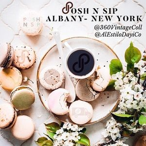Handbags - POSH N SIP MAY 17th, 2019 ALBANY- NEW YORK 🎊